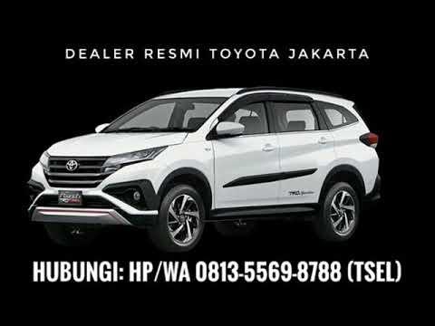 Tlp 0813 5569 8788+WA Jual Toyota Rush Luxury 2018 Jakarta, Toyota Rush Kursi 3 Baris Jakarta,