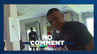 NO COMMENT - ZAPPING DE LA SEMAINE EP.2 with Kylian Mbappé, Abdou Diallo