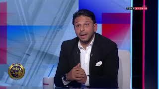 Super Time - محمد فاروق: كنت أتمنى استمرار رضا شحاتة بمنصب المدير الفني للجونة