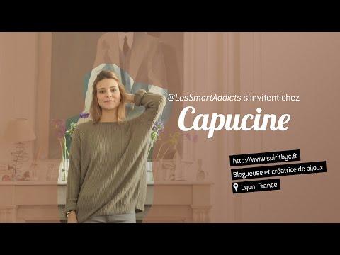 @LesSmartAddicts S'invitent Chez Capucine Spirit
