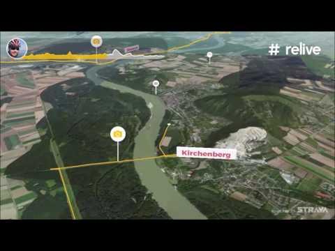 Bicyklom Z Bratislavy Do Schlosshof A Spat (relive Trasa A Mapa)