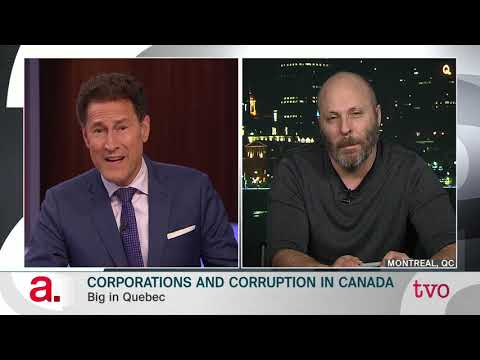 Corporations and Corruption in Canada