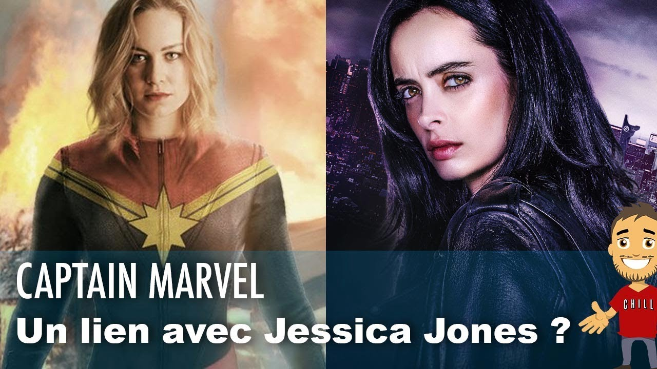 captain marvel jessica jones