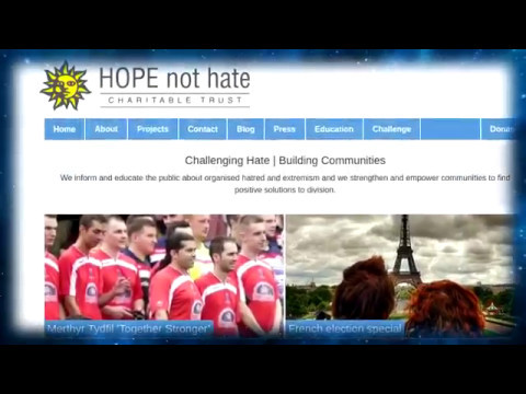 Fascists UK - Hope Not Hate