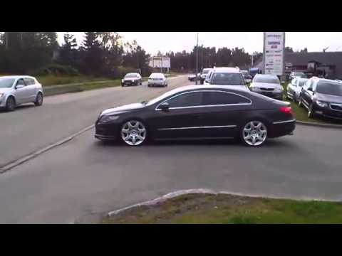 Passat Cc Bentley Rims Dub Youtube