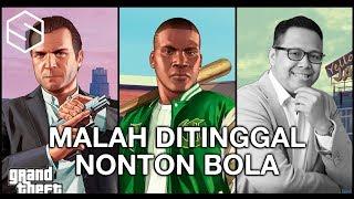 JANJIAN RAME2 MALAH NTN BOLA.HMM.. SUDAH KUDUGA | GTA Online Indonesia