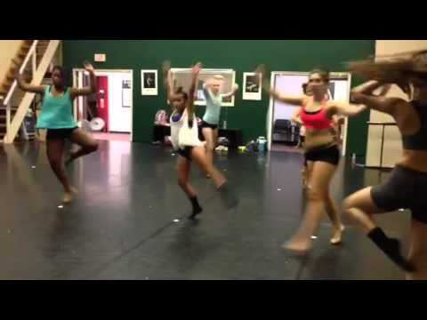 Instep with ms amber