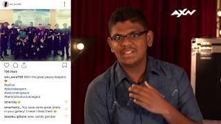 Human Calculator Yaashwin Sarawanan Shares His Instagram?! | Asia's Got Tale