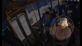 Мошенница* в автобусе Бийска! (новости, 06.08.18г., Бийское телевидение)