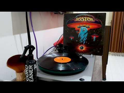 Boston - Peace of Mine (Vinyl LP Record)
