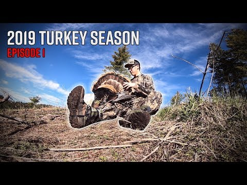 Washington State Public Land Turkey Success! | 2019 Hunting Season EP.01 (Spring Turkey Kickoff)