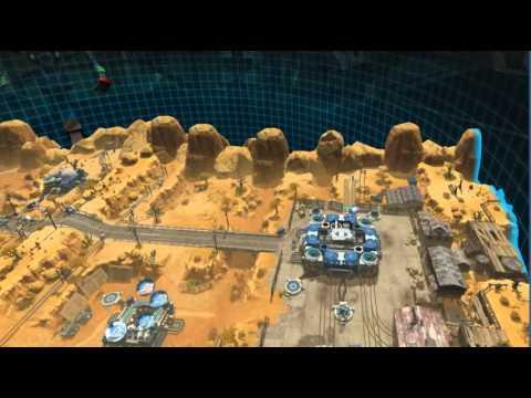 AirMech VR Oculus Rift CV1 Gameplay