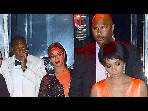 Beyonce Jay Z Solange Statement on Elevator Fight YouTube