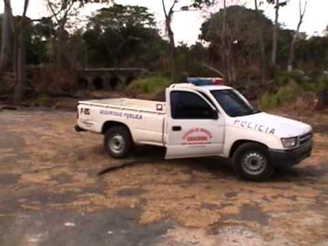 policia municipal casacoima