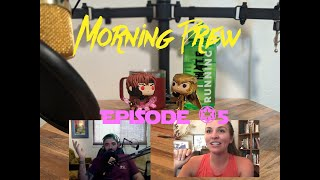 Morning Brew Podcast S. 1 Ep. 5 - Healthy at home living with Sherri on Plexus