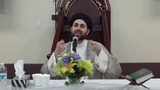 لماذا خلق الله لنا ؟ السيد محمد باقر Al-Qazwini