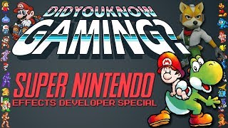 super nintendo effects dev special did you know gaming feat mario castaeda