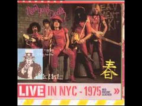 New York Dolls - Teenage News
