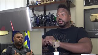 Black Portland Police Officer Speaks Out! - Reaction / Thoughts