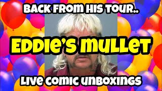 Eddie's Mullet Sicko Member Massive Comic Book Unboxing   You Know Him You Love Him?