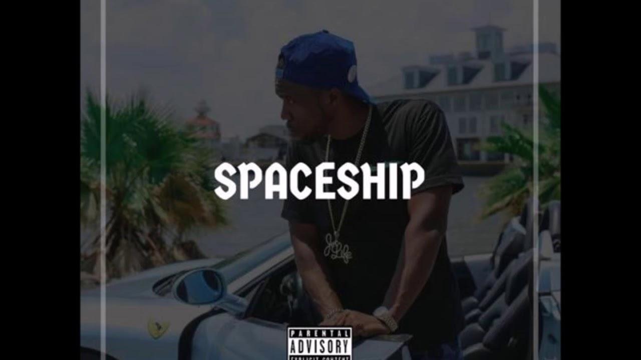 Curren$y ft  T Y  - Spaceship (Instrumental) (Loop)