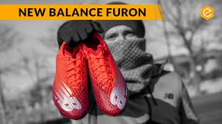 NEW BALANCE FURON · La auténtica bota de velocidad