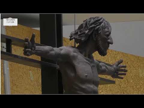 Missa desde a Basílica da Santíssima Trindade do Santuário de Fátima 18.01.2020