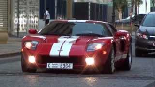 Awesome Ford GT - JBR The Walk Dubai Marina