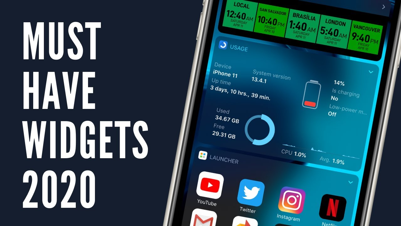 iphone to do widget