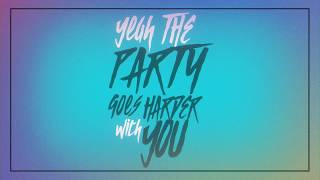 Jacob Sartorius - Party Goes Harder (Official Lyric Video)