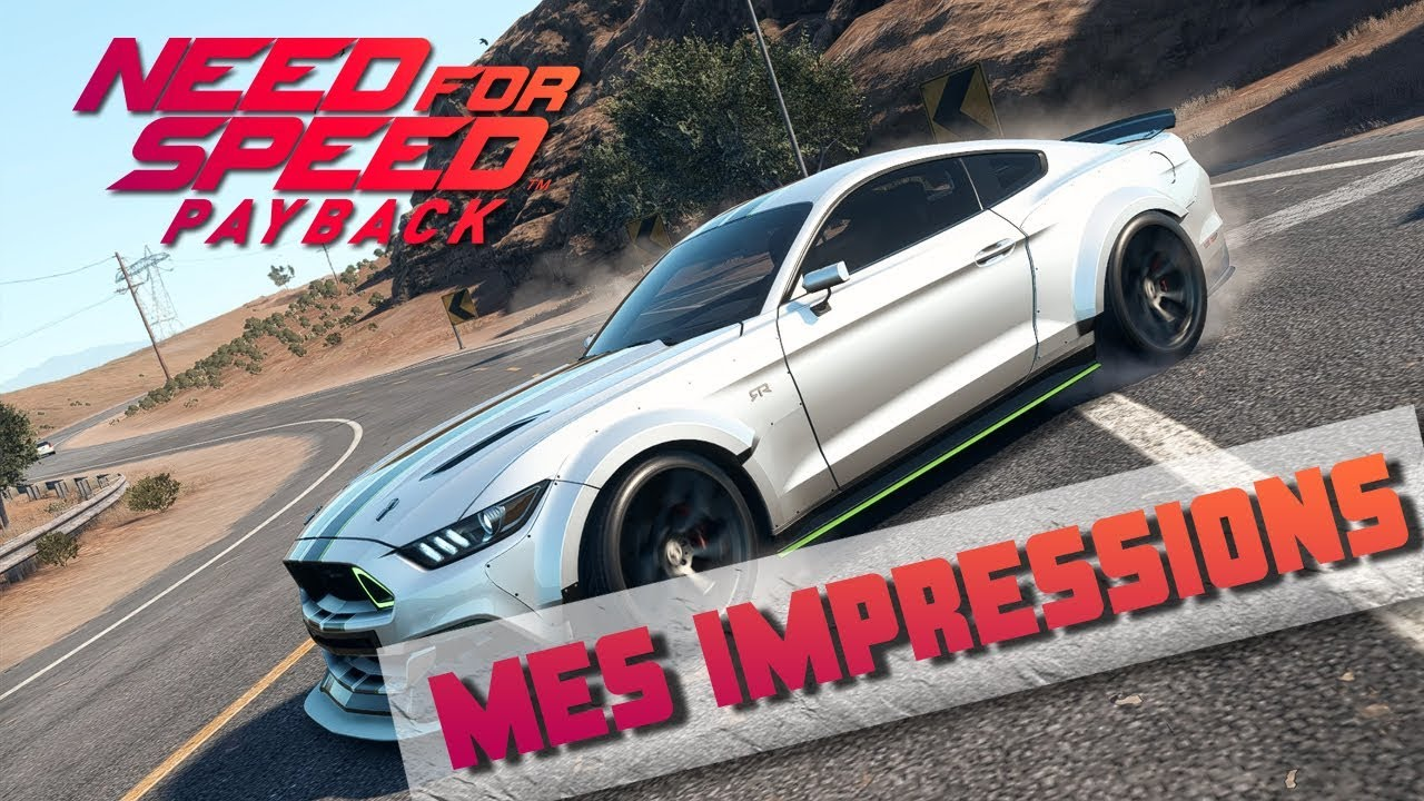 need for speed payback alors bon ou mauvais youtube. Black Bedroom Furniture Sets. Home Design Ideas