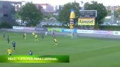 FC Inter - ILVES 1-2 (0-0) Veikkausliiga 12.8.2015 tilannekooste