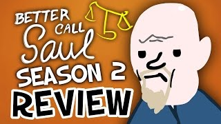 BETTER CALL SAUL SEASON 2 REVIEW! -- Is Walter White in it yet??? (he's not)
