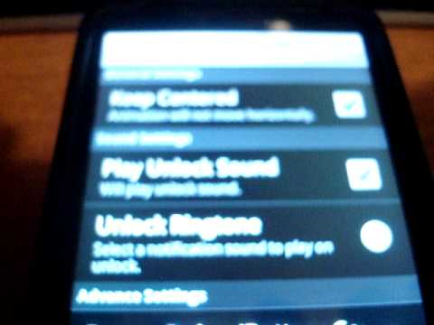 Droid x eye live wallpaper on htc hd2 froyo youtube - Droid live wallpaper ...