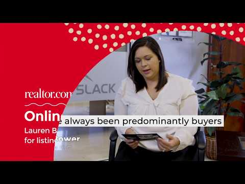 Lauren Bowen of Robert Slack on prospecting for listings offering a more prominent online position