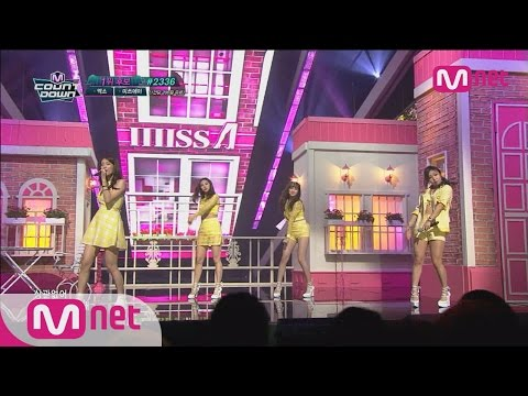 Get picked by miss A! 'Only You' [M COUNTDOWN] EP.419