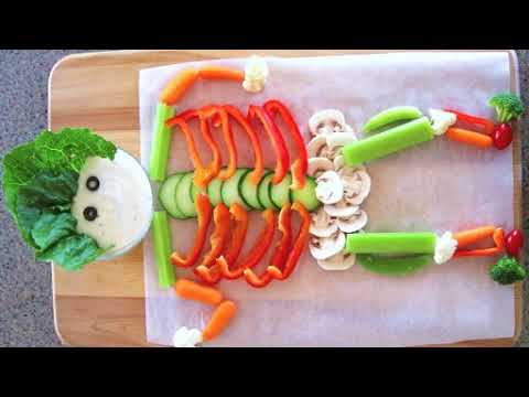 Healthy Halloween treats Akron Children's Hospital video
