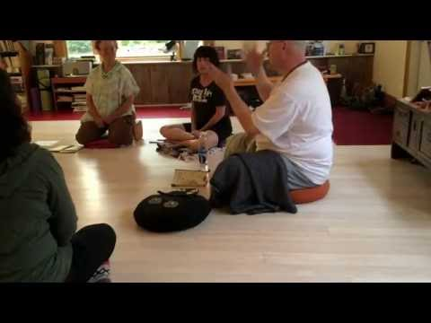 Meditation - Practice & Study Group - Class 9 - Feedback, Q&A