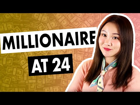 How to became a MILLIONAIRE AT 24 as a Corporate Accountant