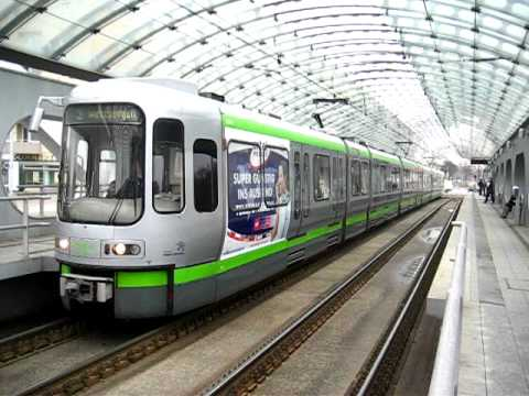 stra gvh hannover stadtbahn line 3 to wettbergen arrives departs and line youtube. Black Bedroom Furniture Sets. Home Design Ideas