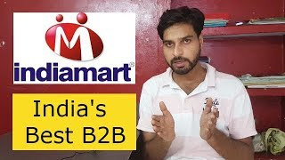 IndiaMart - India's Best B2B Platform - Connecting Sellers & Buyers