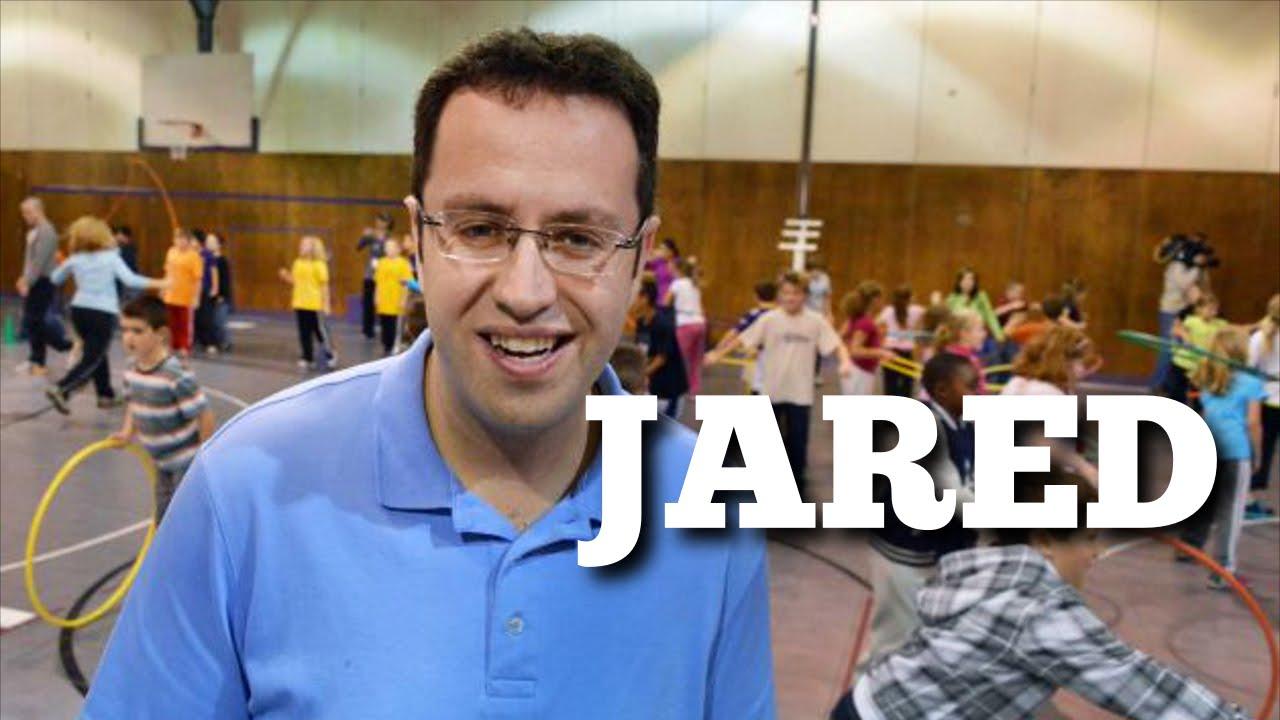 Was Subway Jared Framed - YouTube