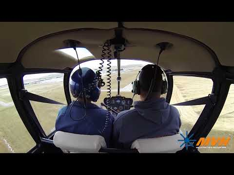 Mountain View Helicopters Flight Training