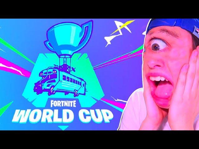 FORTNITE WORLD CUP *4.000.000 $*  FINAL CLASIFICATORIO en DUO   Folagor03 Comenta