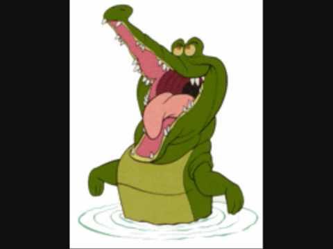 Disney's Peter Pan (The Crocodile Song) .wmv