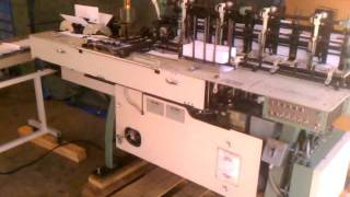 Bell & Howell 4 pocket inserter