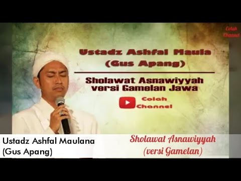 Asnawiyyah [VERSI GAMELAN] Gus Apang