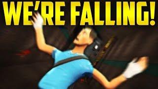 WE'RE FALLING! (Garry's Mod Minigames)