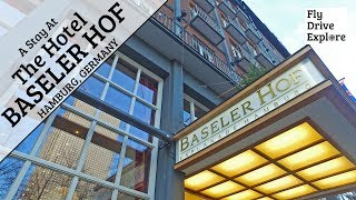 Visiting hamburg, germany during the christmas markets season, we stayed at centrally located hotel baseler hof. 4-star is still family owned a...