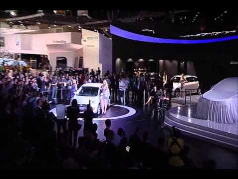 2012 Sao Paulo International Motor Show Hyundai Press Conference Full